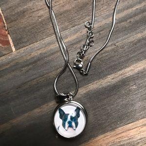 "Women's Teen Snap Jewelry Necklace 20"""